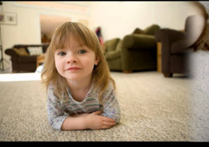 Carpet cleaning tip